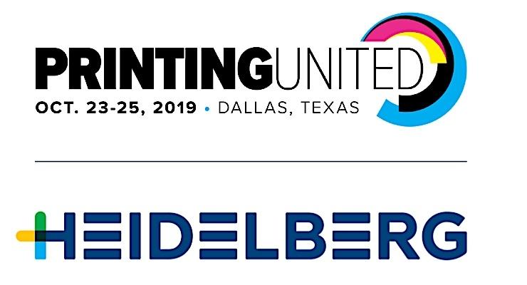Heidelberg to exhibit at inaugural Printing United event