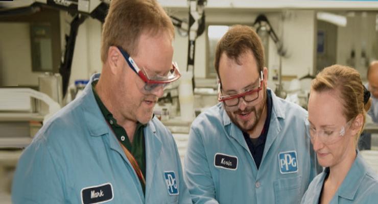 PPG Debuting Industry-first Powder Coating Technology at Powder Coating 2019