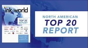 The Ink World North American Top 20