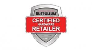 Rust-Oleum, True Value Launch Certified Hardware Retailer Program