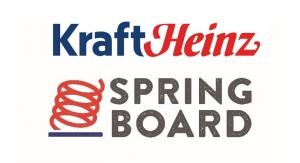 Kraft Heinz Unveils Second Springboard Incubator Program Class