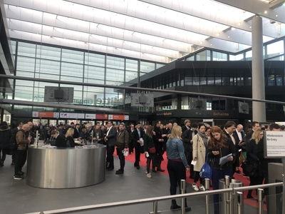 European Coatings Show Closes to Record Numbers