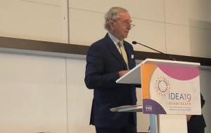 Robert Julius Receives IDEA Lifetime Achievement Award