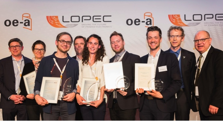 OE-A Competition, LOPEC Start-up Forum Winners Announced at LOPEC 2019