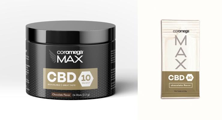 Coromega Debuts Cannabidiol Supplement Coromega Max CBD