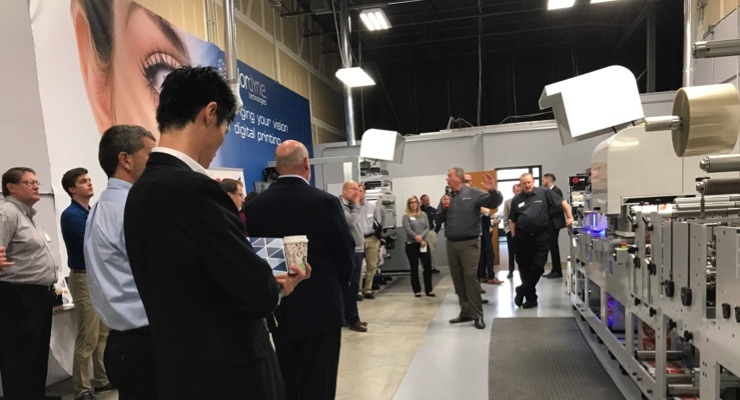 Colordyne hosts first open house event