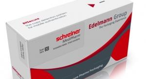 Schreiner MediPharm, Edelmann Group Develop Demo Version of Smart Packaging Solution