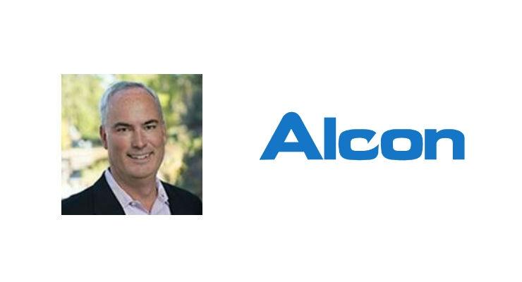 Alcon Welcomes New CFO