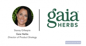 Podcast: Gaia Herbs Highlights Thriving Nootropic Botanicals