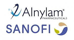 Sanofi and Alnylam Amend Rare Disease Alliance