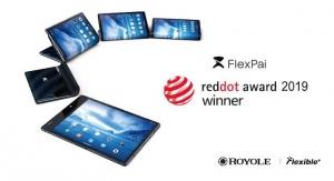 Royole Awarded 2 Red Dot 2019 Product Design Awards