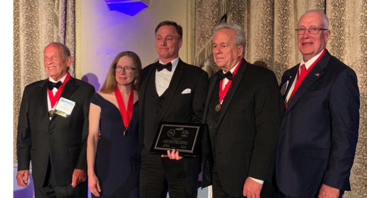 NAPIM's 2019 Ault and Pioneer Award Honorees