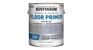 Rust-Oleum Rolls Out New Garage, Interior Floor Prime