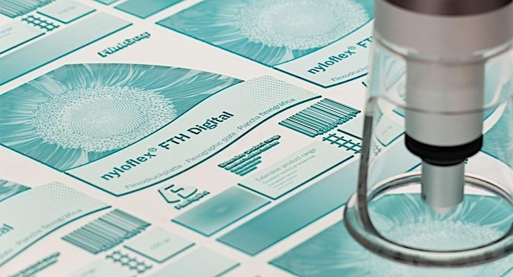 Flint Group launches nyloflex FTH digital plate