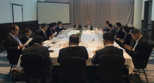 Association Leaders Discussed Key Issues at IDEA