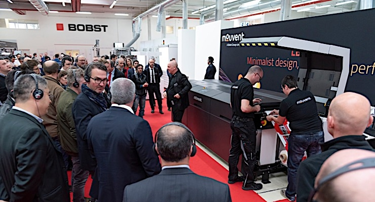 Bobst open house highlights new digital solutions