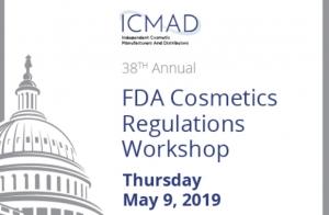 Registration Opens for FDA Cosmetics Regulation Workshop