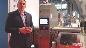 Mettler Toledo Demos X-34 Inspection System