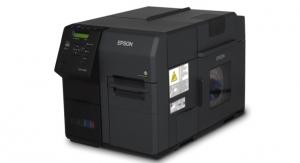 Epson Ensuring Inkjet Printing is a Viable Food Packaging Option