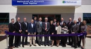 Mallinckrodt Completes Wisconsin Mfg. Facility