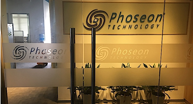 Phoseon expands presence in Asia-Pacific markets