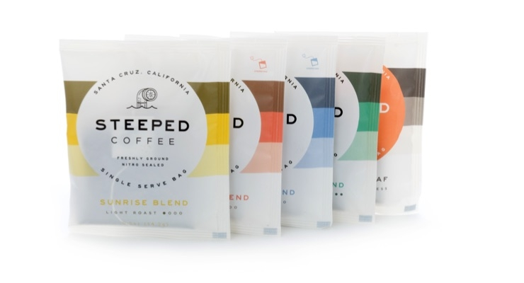 Coffee startup honored for innovative packaging