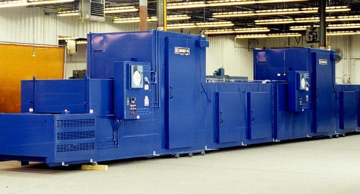 Grieve Introduces No. 972 Electrically-heated Belt Conveyor