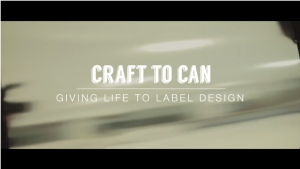 Craft to Can: Giving life to label design