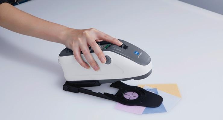 Konica Minolta Releasing New Portable Spectrophotometers
