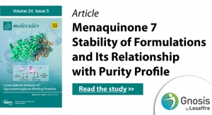 Vitamin K2 Stability Linked with Purity Profile