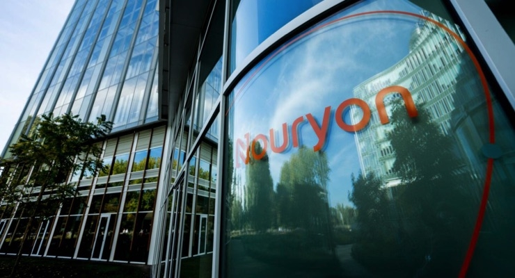 Nouryon Reports Growth in Revenues, Adjusted EBITDA for 2018