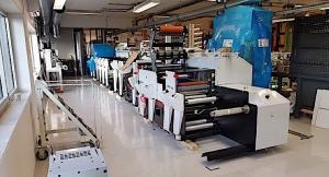 Norwegian converter acquires Mark Andy P5E press