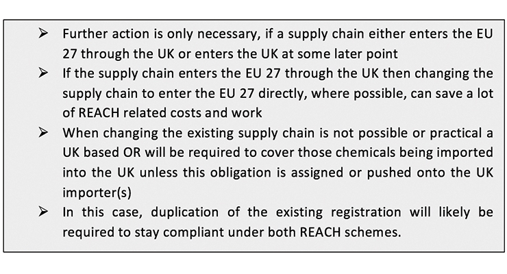 The Supply Chain – Your Brexit North Star