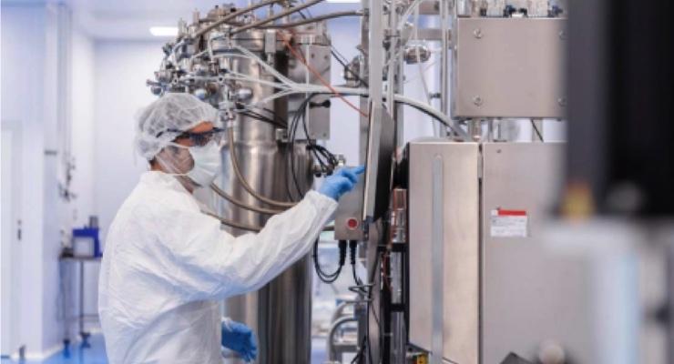 3P Bio, Intervacc Secure Large-Scale Mfg. Process
