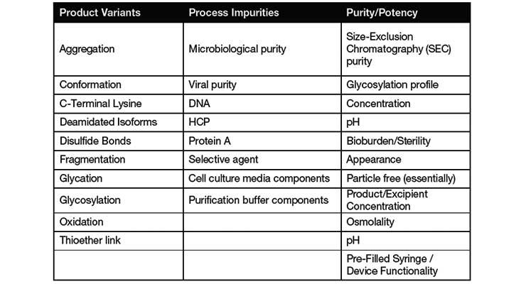 Process Validation in Biologics Development