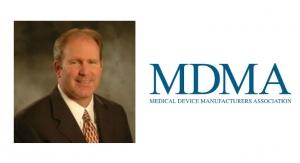 MDMA Welcomes New Board Chairman