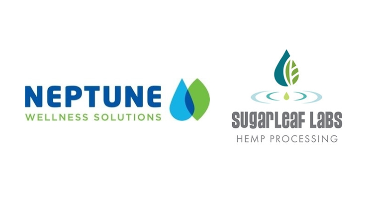 Neptune to Acquire U.S. Hemp Processor SugarLeaf Labs