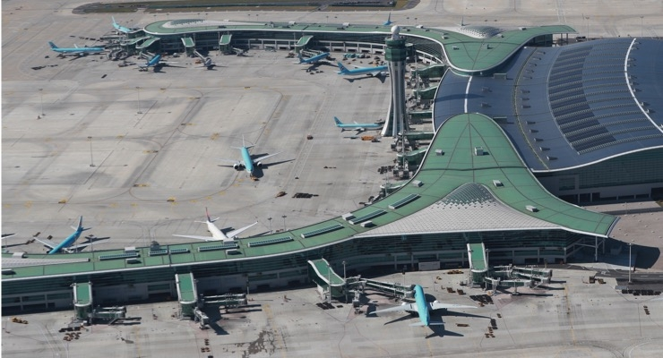 BASF Plastic Additives Protect Incheon Airport's Terminal 2