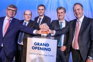 Truetzschler Opens Nonwovens Technology Center