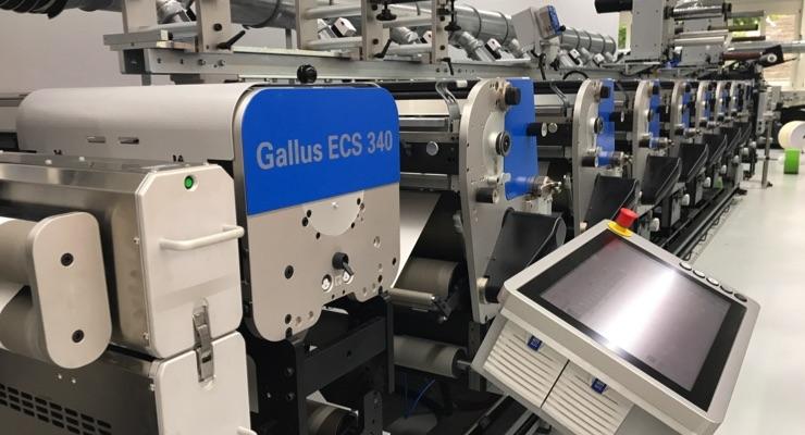 Felga Etiketten invests in new Gallus ECS 340