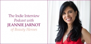The Indie Interview: Jeannie Jarnot of Beauty Heroes