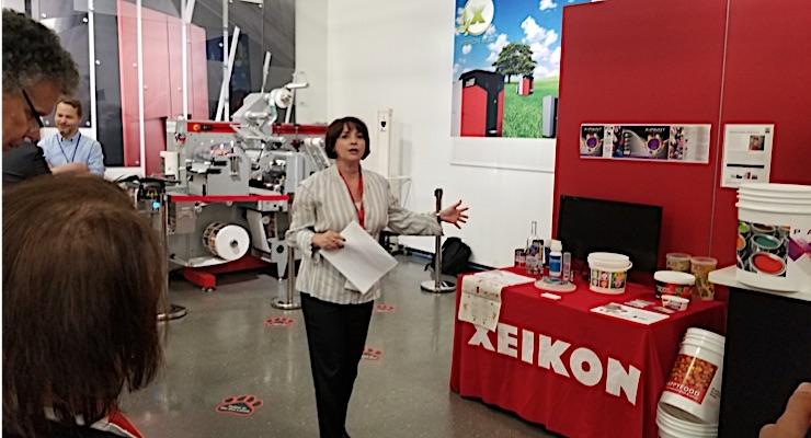 Partner Fair a big draw at Xeikon Cafe North America