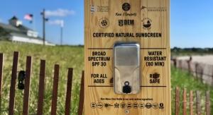 Rhode Island Installs Complimentary Sunscreen Stations