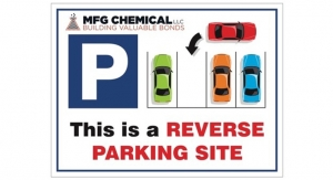 MFG Chemical Implements Reverse Parking at All Facilities