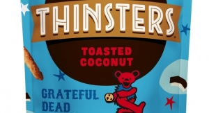 Thinsters cookies partners with the Grateful Dead