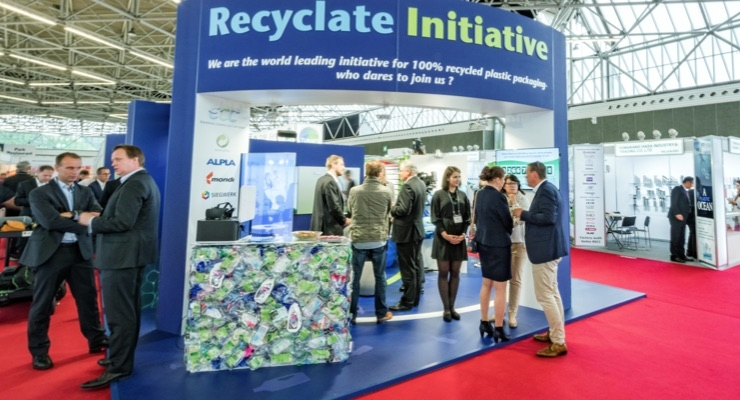 Siegwerk supports recyclate initiative at PLMA event