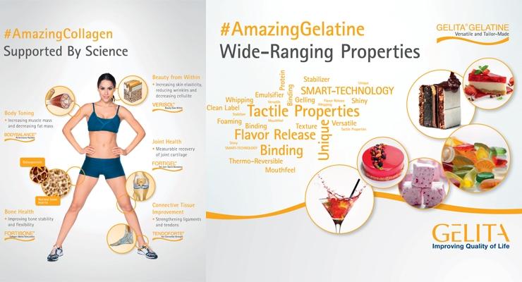 GELITA to Showcase Collagen and Gelatin Lineup