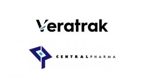 Central Pharma Partners with Veratrak