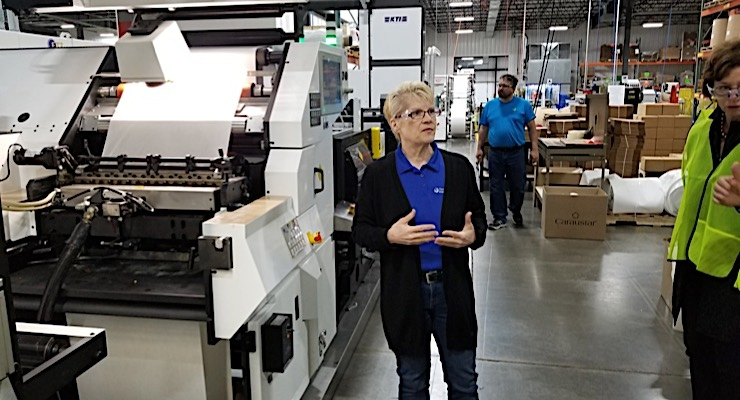 Channeled Resources Group hosts open house in Wisconsin