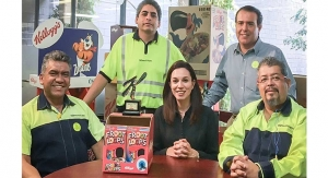 Smurfit Kappa Receives Top Innovation Award from Kellogg